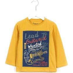 Oblečenie Deti Svetre Losan 625 1014AC žltá