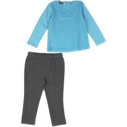 Oblečenie Dievčatá Komplety a súpravy Losan 626 8027AD Modrá