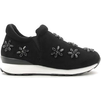 Topánky Dievčatá Slip-on Holalà HS040001S čierna