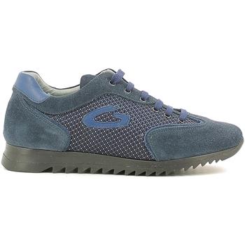 Topánky Deti Nízke tenisky Alberto Guardiani GK22343G Modrá