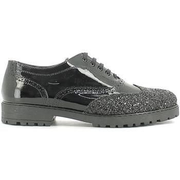 Topánky Deti Derbie Alberto Guardiani GK22100G/--B/XV00-- čierna