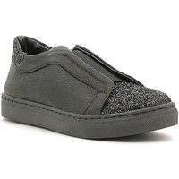 Topánky Dievčatá Slip-on Holalà HS050005L čierna