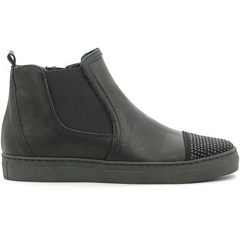Topánky Deti Členkové tenisky Holalà HS050008L čierna