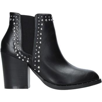Topánky Ženy Čižmičky Gold&gold B19 GJ183 čierna