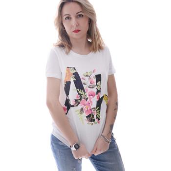 Oblečenie Ženy Tričká s krátkym rukávom Fracomina FR20SP368 Biely
