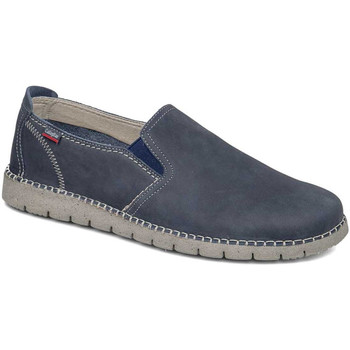 Topánky Muži Slip-on CallagHan 84701 Modrá