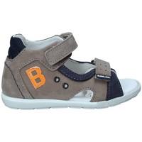Topánky Deti Sandále Balducci CITA1087 Šedá