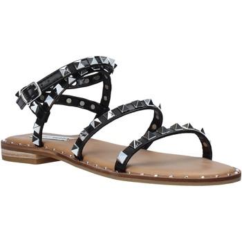 Topánky Ženy Sandále Steve Madden SMSTRAVEL-BLK čierna