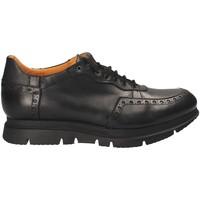 Topánky Muži Derbie Rogers 351-69 čierna