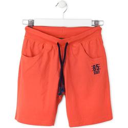 Oblečenie Deti Šortky a bermudy Losan 713 6002AA Oranžová
