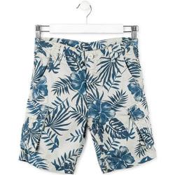 Oblečenie Deti Šortky a bermudy Losan 713 9005AA Modrá