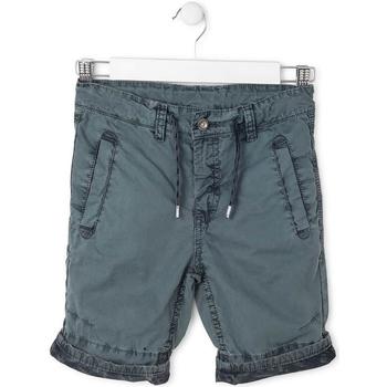Oblečenie Chlapci Šortky a bermudy Losan 713 9008AA Zelená