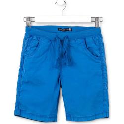 Oblečenie Deti Šortky a bermudy Losan 713 9665AA Modrá