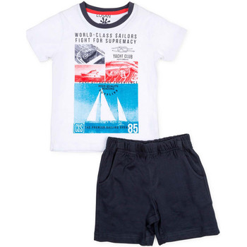 Oblečenie Chlapci Komplety a súpravy Losan 715 8042AC Biely
