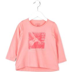 Oblečenie Deti Svetre Losan 716 1214AD Ružová