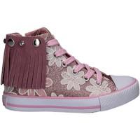 Topánky Dievčatá Členkové tenisky Lulu LV010072S Ružová