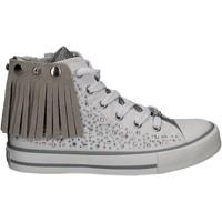 Topánky Dievčatá Členkové tenisky Lulu LV010072S Biely