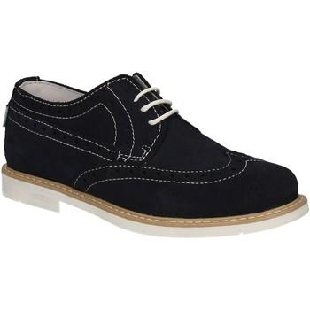 Topánky Chlapci Derbie Melania ME6045F7E.F Modrá