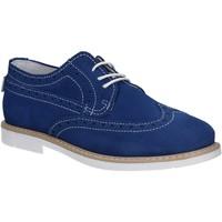 Topánky Chlapci Derbie Melania ME6045F7E.G Modrá