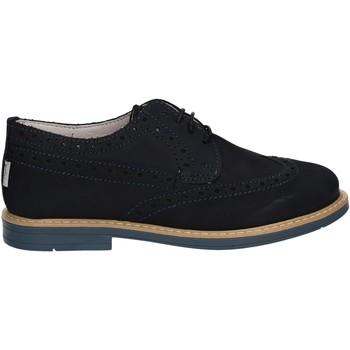 Topánky Deti Derbie Melania ME6045F7E.H Modrá