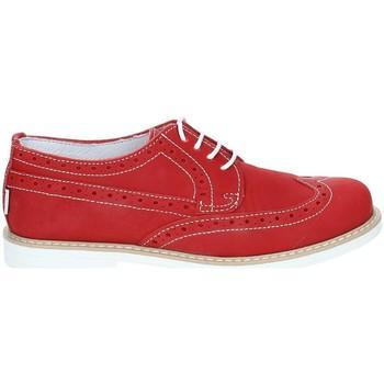 Topánky Deti Derbie Melania ME6045F7E.W Červená