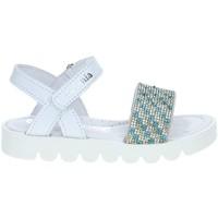 Topánky Dievčatá Sandále Melania ME4007DE.A Biely