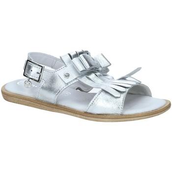 Topánky Dievčatá Sandále Melania ME6027F7E.A Striebro