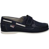 Topánky Deti Derbie Melania ME3604F7E.A Modrá