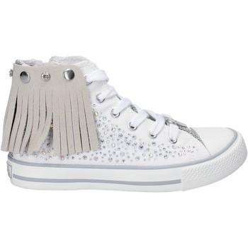 Topánky Dievčatá Členkové tenisky Lulu LV010074T Biely