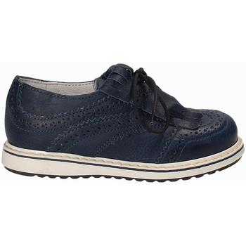 Topánky Chlapci Derbie Melania ME2077D7E.B Modrá