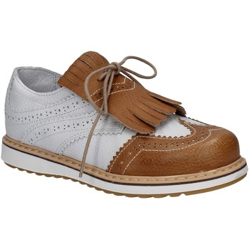 Topánky Deti Derbie Melania ME2077D7E.D Béžová