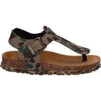Topánky Deti Sandále Bionatura 22B1001 Zelená
