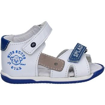 Topánky Deti Sandále Melania ME0813A7E.B Biely