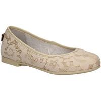 Topánky Dievčatá Balerínky a babies Melania ME6100F7E.C Béžová