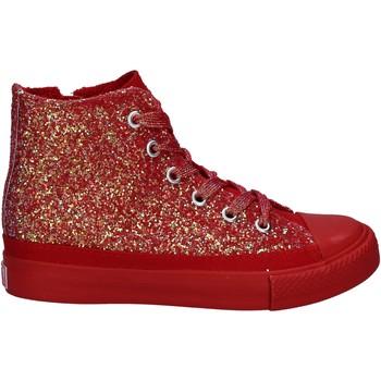 Topánky Dievčatá Členkové tenisky Lulu LV010077S Červená