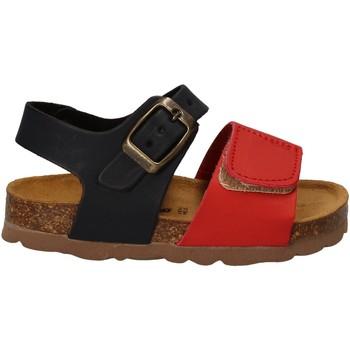 Topánky Deti Sandále Bamboo BAM-218 Červená