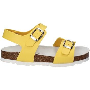 Topánky Deti Sandále Bamboo BAM-14 žltá