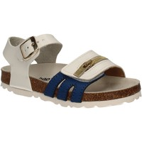 Topánky Deti Sandále Bamboo BAM-199 Biely