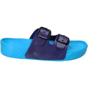 Topánky Deti Šľapky Everlast EV-607 Modrá