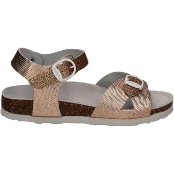 Topánky Dievčatá Sandále Bionatura 22B1005 Ružová