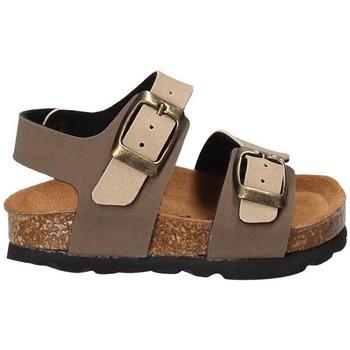 Topánky Deti Sandále Bamboo BAM-14 Hnedá