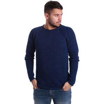 Oblečenie Muži Svetre Gas 561872 Modrá