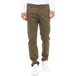Oblečenie Muži Nohavice Chinos a Carrot Gas 360704 Zelená