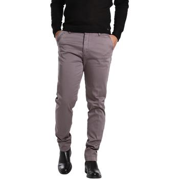 Oblečenie Muži Nohavice Chinos a Carrot Gas 360704 Šedá
