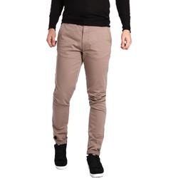 Oblečenie Muži Nohavice Chinos a Carrot Gas 360704 Béžová