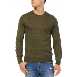 Oblečenie Muži Svetre Gas 561882 Zelená