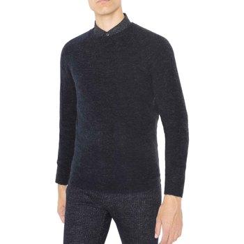 Oblečenie Muži Svetre Antony Morato MMSW00762 YA400086 čierna