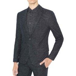 Oblečenie Muži Saká a blejzre Antony Morato MMJA00302 FA140078 čierna