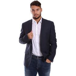 Oblečenie Muži Saká a blejzre Antony Morato MMJA00314 FA600040 Modrá