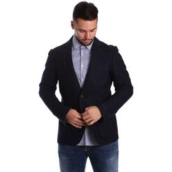 Oblečenie Muži Saká a blejzre Antony Morato MMJA00322 FA500034 Modrá